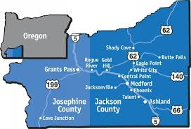 Jack Jo Map With Oregon
