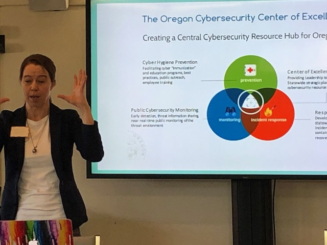Jess Daly on CyberSecurity